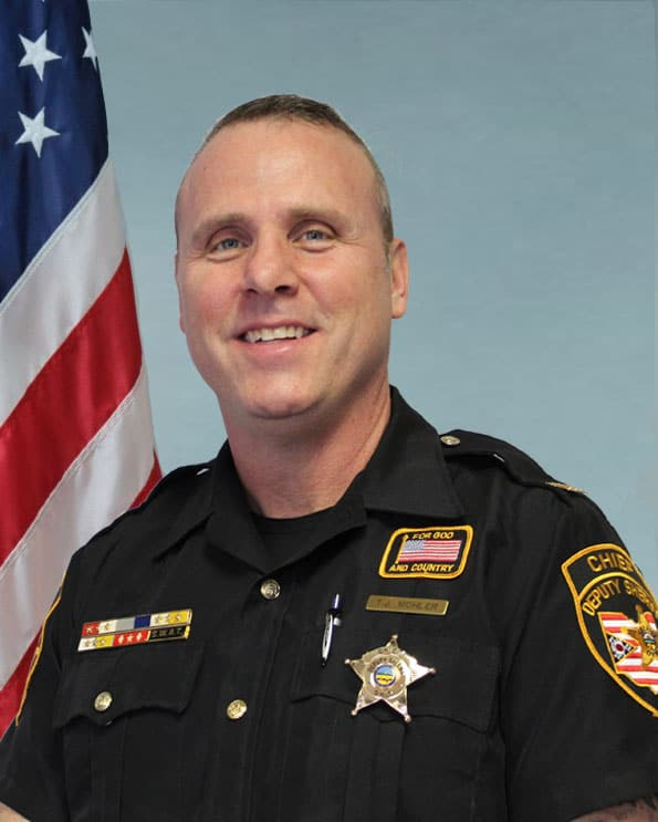 Chief Todd Mohler