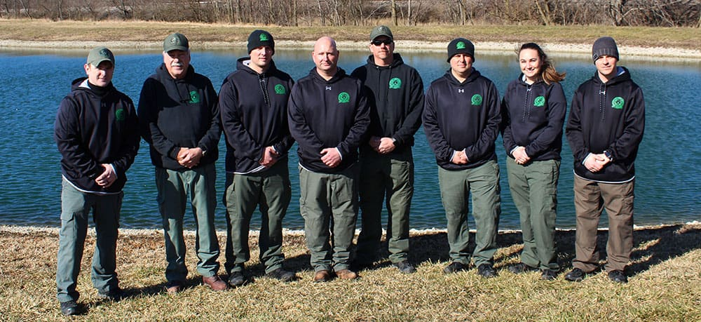 Allen County Sheriff's Office Dive Team