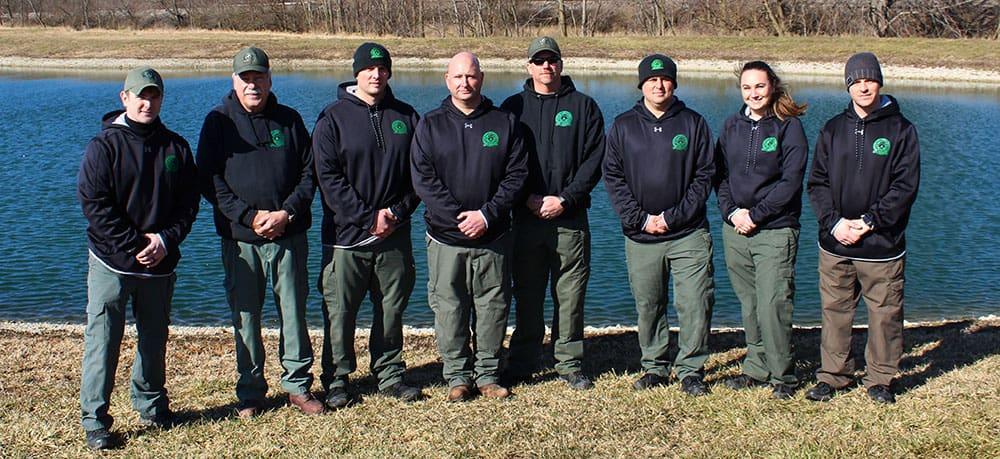 Allen County Sheriff's Office Dive Team