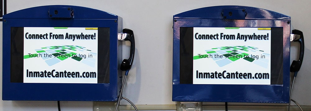 Video Visitation Kiosks at Allen County Jail