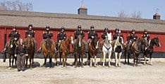 Mounted Posse of Allen County