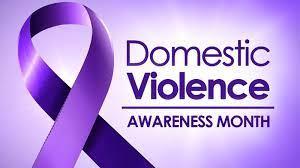 October is DV Awareness Month
